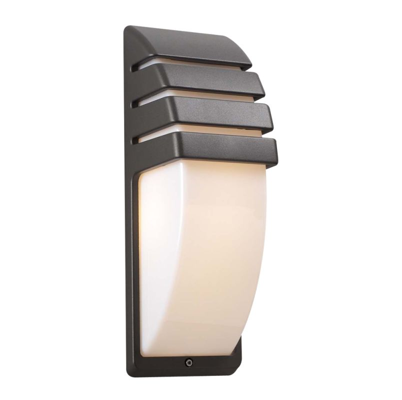 PLC Lighting PLC 1832 1 Light Outdoor Wall Sconce from the Synchro