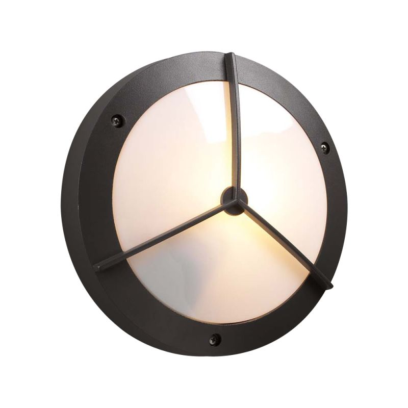 PLC Lighting PLC 1860 1 Light Outdoor Wall Sconce from the Cassandra