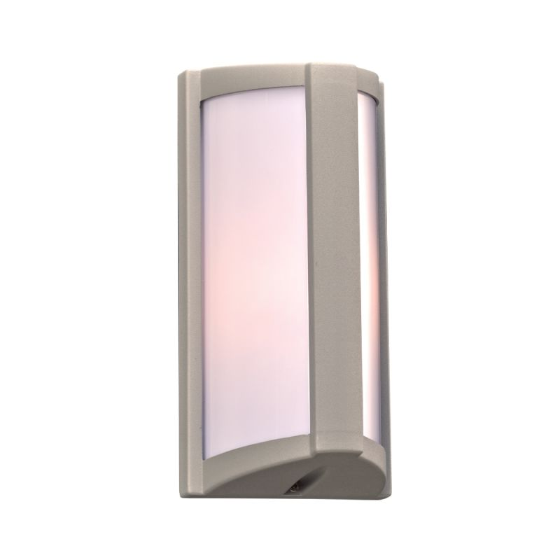"PLC Lighting 2702 1 Light 5"" Wide Outdoor Wall Sconce from the Lukas"