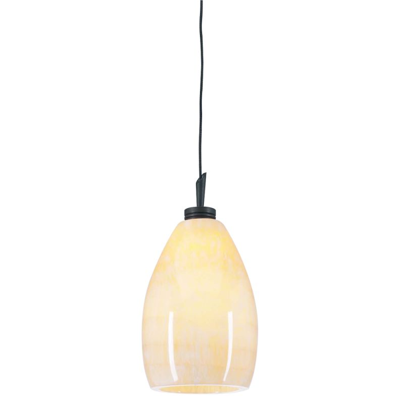 PLC Lighting 286 ORB Oil Rubbed Bronze Contemporary Daisy Pendant