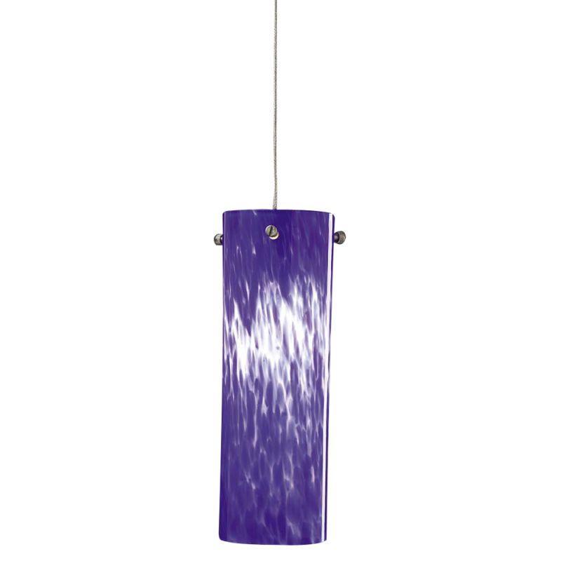 plc lighting 337 blue cobalt blue single light mini pendant from the. Black Bedroom Furniture Sets. Home Design Ideas