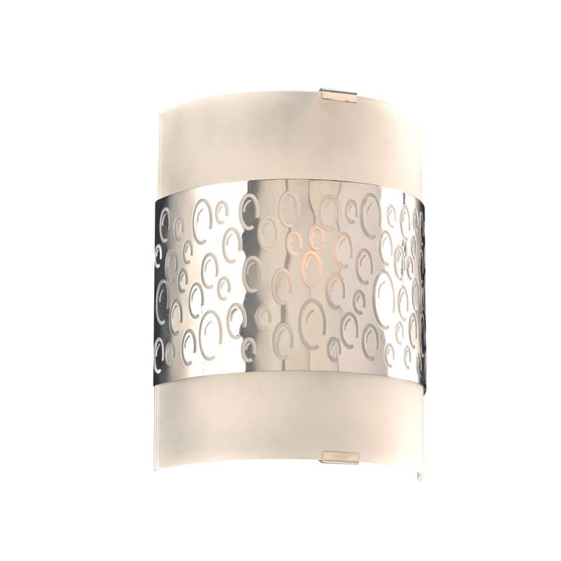 "PLC Lighting 7585 1 Light 7"" Wide Bathroom Sconce from the Clifton"