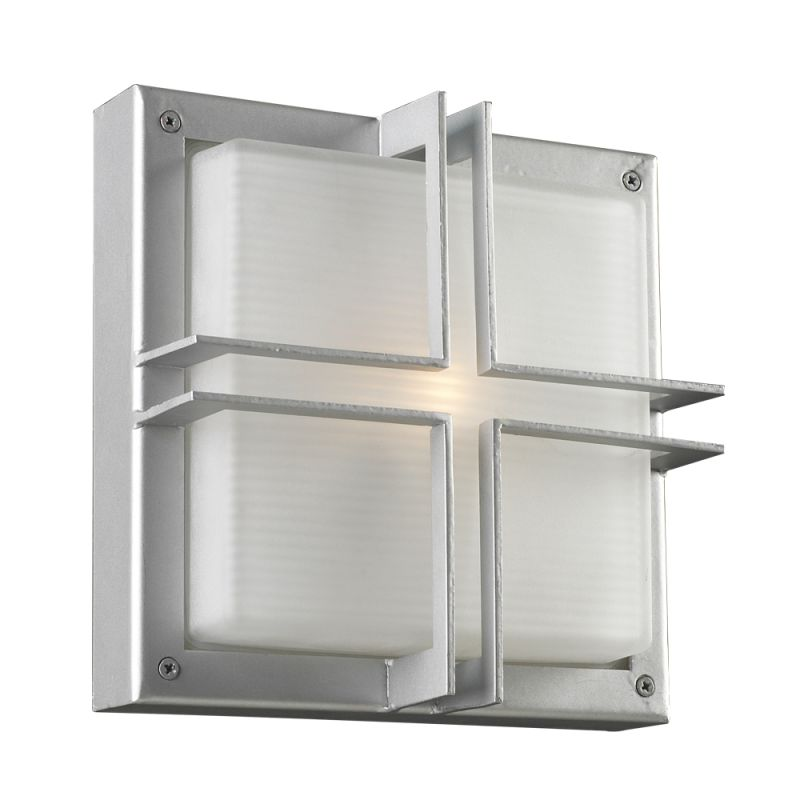 PLC Lighting PLC 8026 1 Light Ambient Lighting Outdoor Wall Sconce /