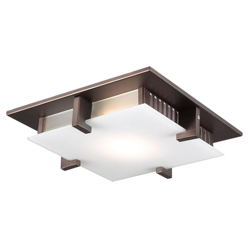 PLC Lighting 904 ORB Bronze Contemporary Polipo Ceiling Light Sale $156.00 ITEM: bci1605686 ID#:904 ORB UPC: 736211318480 :