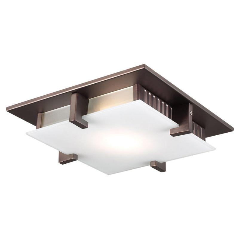 PLC Lighting 904 ORB Bronze Contemporary Polipo Ceiling Light Sale $156.00 ITEM: bci1605686 ID#:904 ORB UPC: 736211318480 :