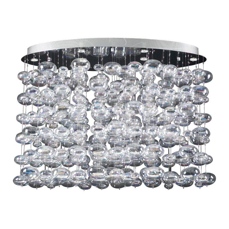 PLC Lighting 96969 Polished Chrome Contemporary Bubbles Ceiling Light Sale $1490.00 ITEM: bci1605989 ID#:96969 PC :