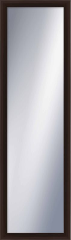 PTM Images 5-1317 51 Inch x 15 Inch Rectangular Framed Mirror Espresso