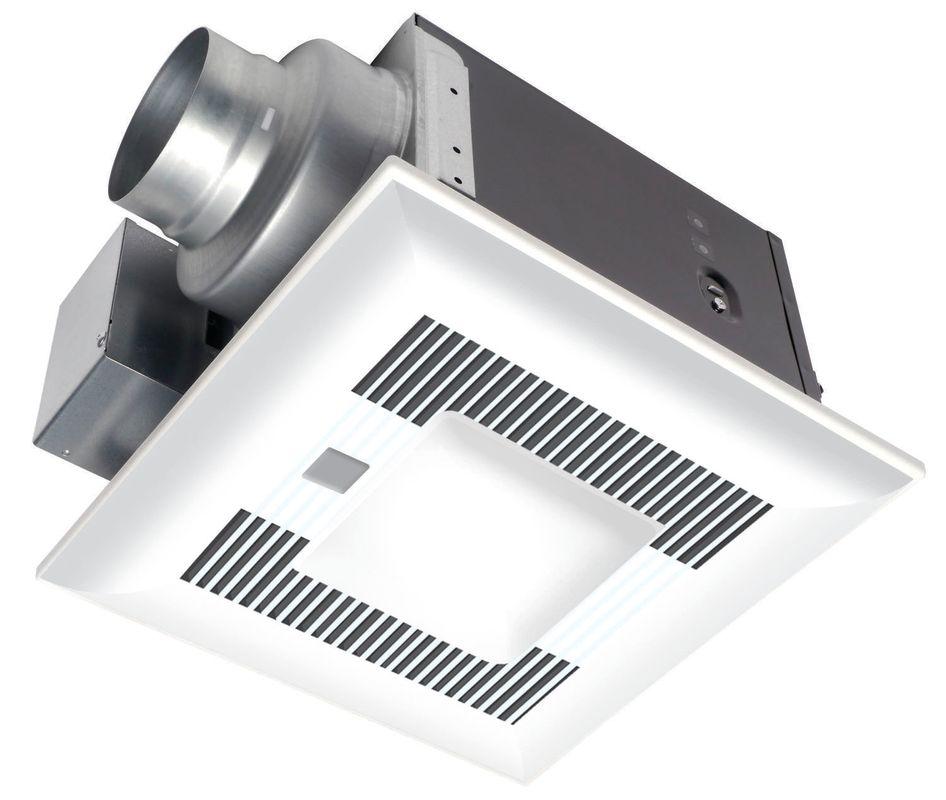 Panasonic FV-11VQCL6 WhisperSense-Lite 110 CFM 0.7 Sone Ceiling