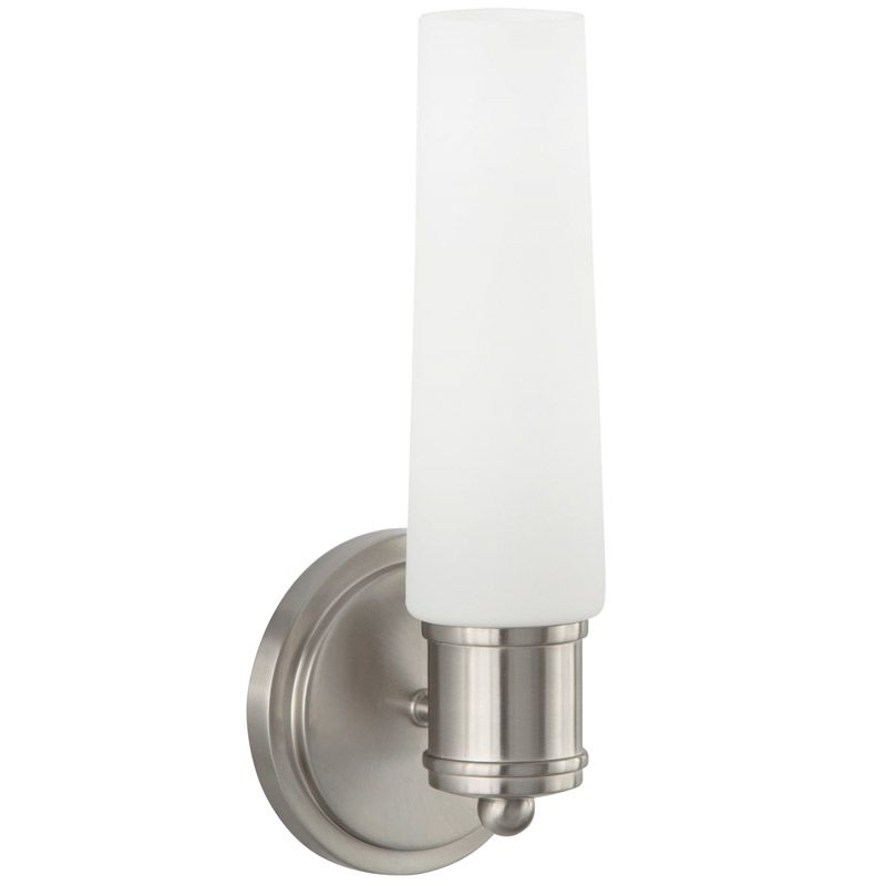 "Park Harbor PHVL2091 12"" Tall Single Light ADA Compliant Bathroom"