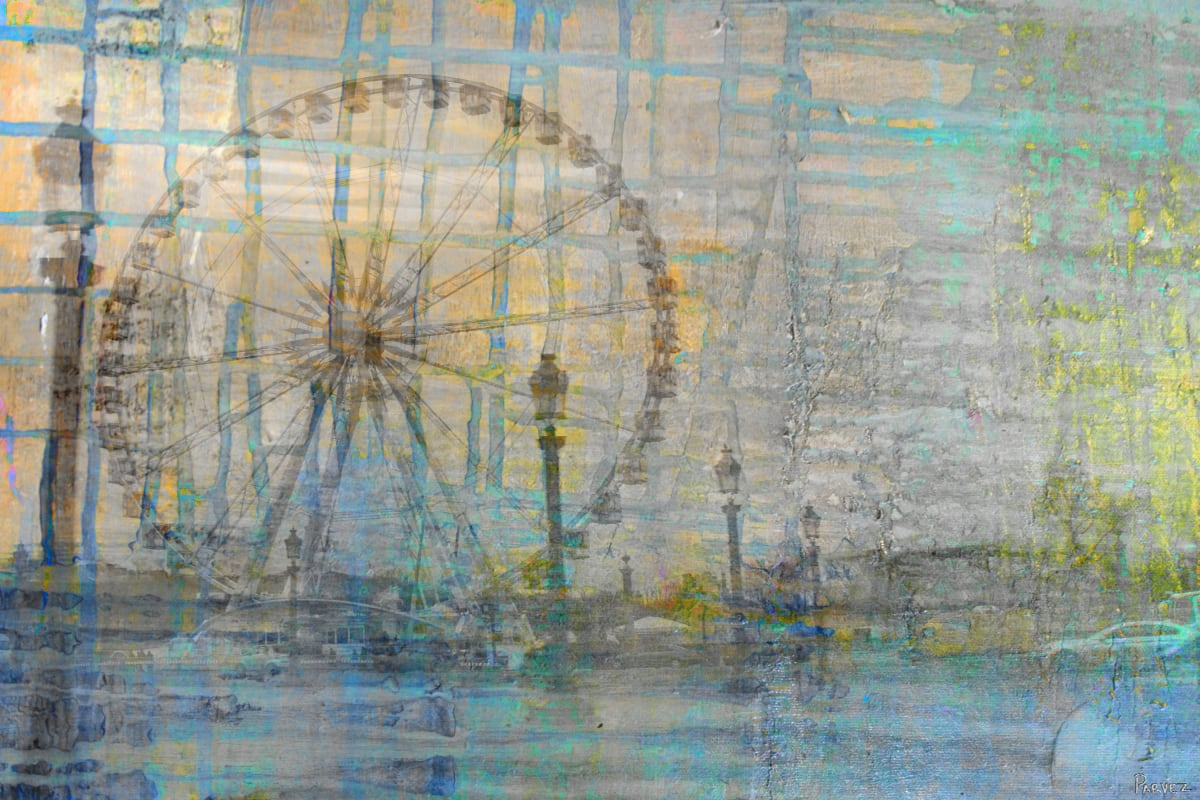 Parvez Taj Carrousel Art Print on Premium Canvas 40 x 60 Home Decor Sale $275.03 ITEM: bci2682499 ID#:F13-84-C-60 UPC: 852659932566 :