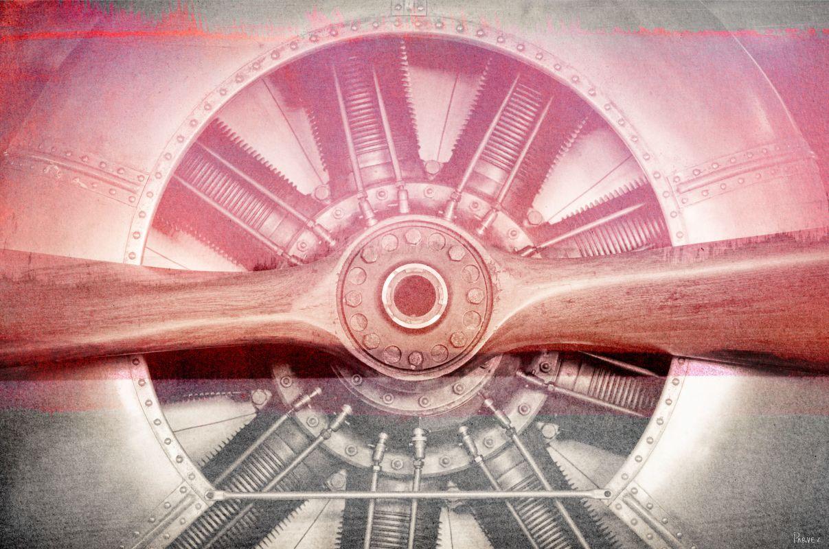 Parvez Taj Engine Art Print on Premium Canvas 24 x 36 Home Decor Sale $113.53 ITEM: bci2682535 ID#:G26-13-C-36 UPC: 700064367261 :