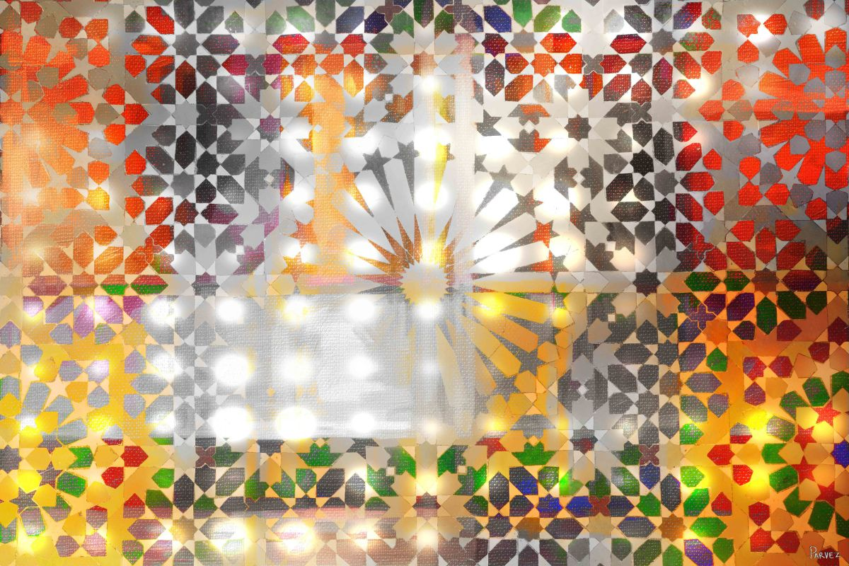 Parvez Taj Marrakesh Nights - Canvas Art Print on Premium Canvas 30 x Sale $185.16 ITEM: bci2686201 ID#:NL-07-C-45 UPC: 799559131616 :