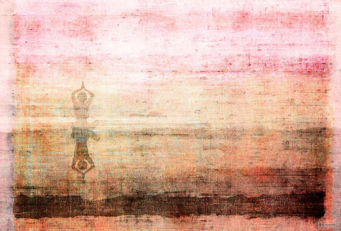 Parvez Taj Yoga Art Print on Premium Canvas 16 x 24 Home Decor Canvas Sale $70.78 ITEM: bci2686789 ID#:OKL48-13-C-24 UPC: 700064368602 :