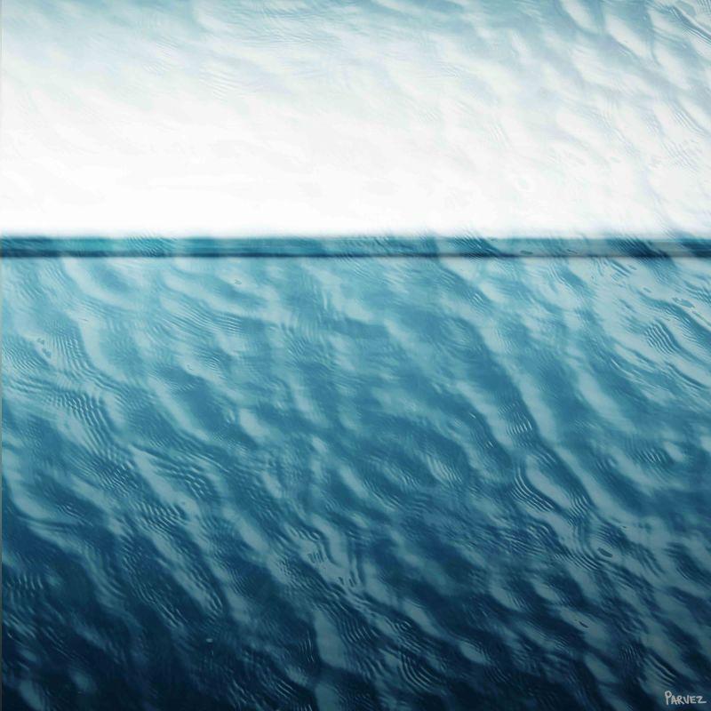 Parvez Taj Waves Print on Canvas Art Print on Premium Canvas 32 x 32 Sale $161.15 ITEM: bci2770075 ID#:PT-LL-138-C-32 UPC: 714367409252 :