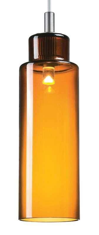 Philips 190292044 Harmonize Brown Glass Shade for 190190836 LED