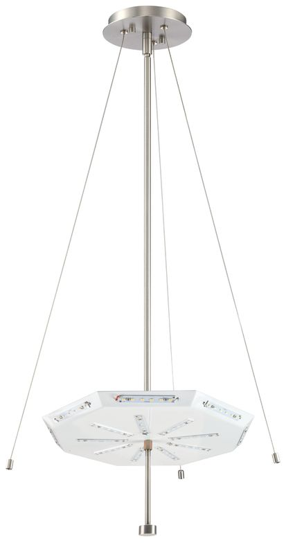 Philips FA0077836 Chelsea 1 Light LED Full Sized Pendant Satin Nickel Sale $396.00 ITEM: bci2360553 ID#:FA0077836 UPC: 742546207672 :