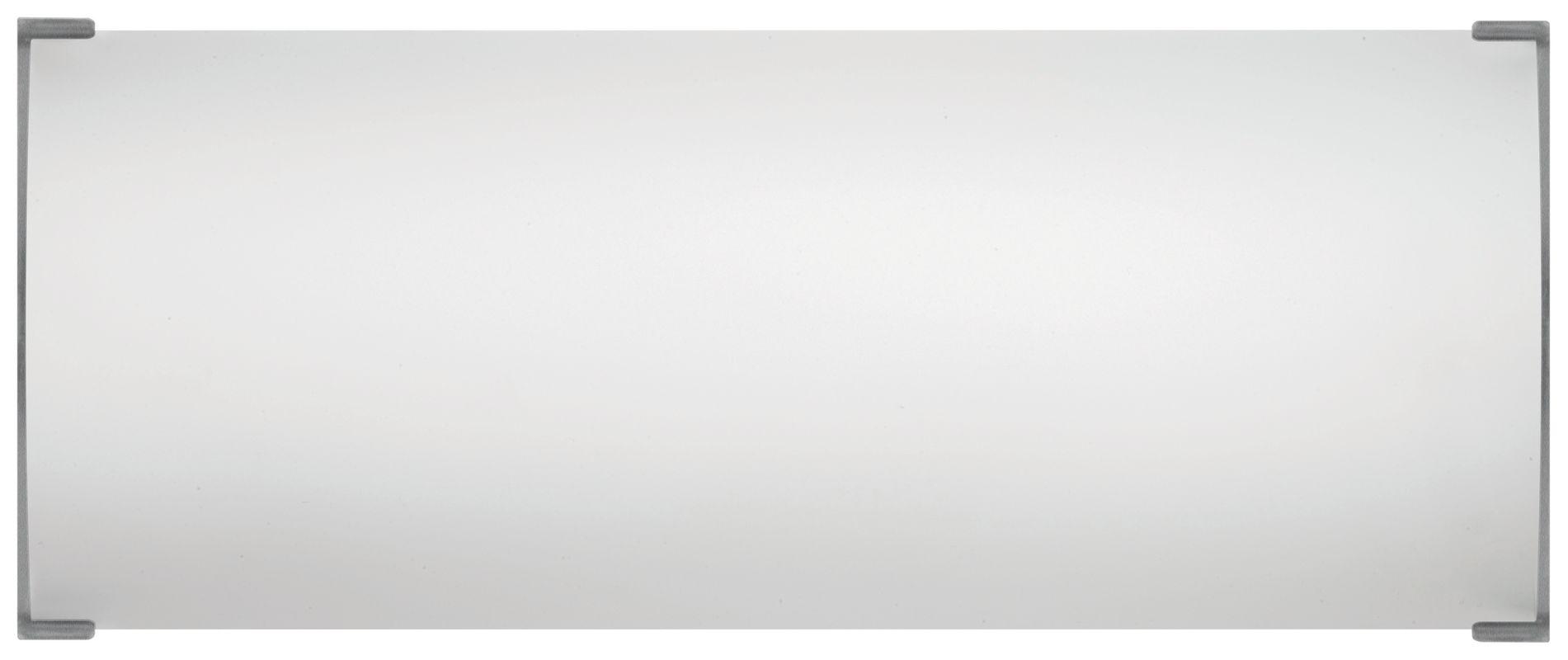 Philips FL0009836 Edge LED 1 Light Wall Sconce Satin Nickel Indoor