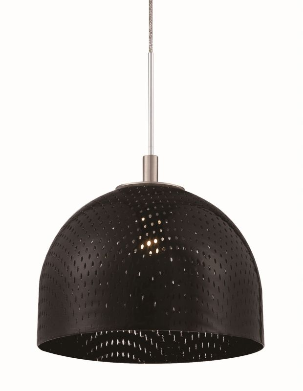 Philips FQ0060872 Mesh Perforated Metal Shade in High Gloss Black
