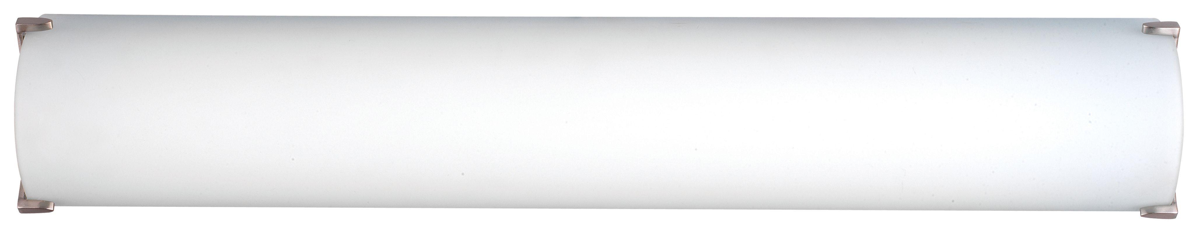 Philips FT0001836 Edge 1 Light Wall Sconce Satin Nickel Indoor