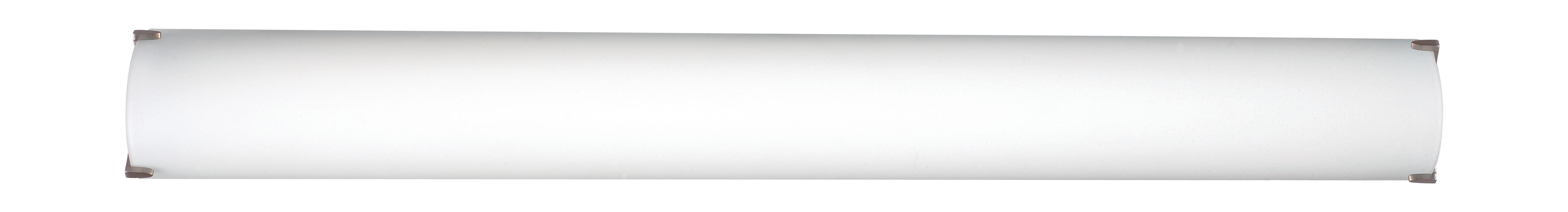 Philips FT0002836 Edge 1 Light Wall Sconce Satin Nickel Indoor
