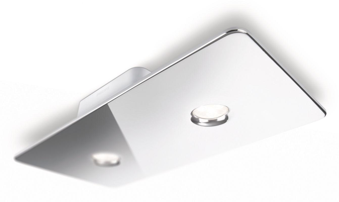 Philips 316051148 Chrome 2 Light Led Spot Light From The