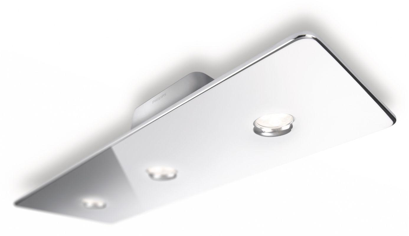 Philips 31606 3 Light LED Spot Light from the Ledino Collection Chrome