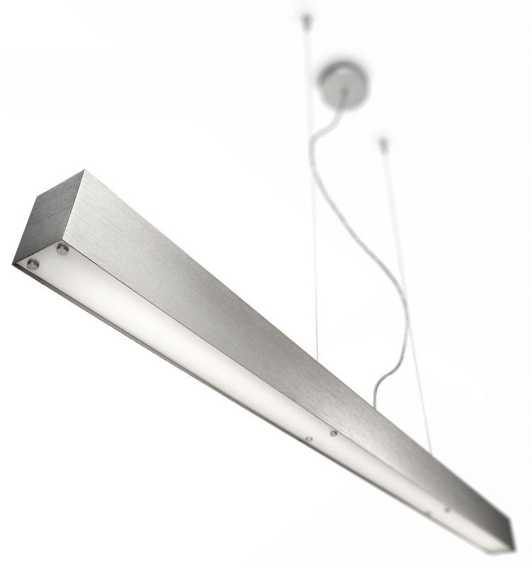 Philips 40341 Ecomoods Fluorescent Island Chandelier Aluminum Indoor