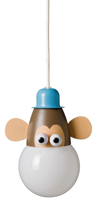 Philips 40591 1 Light Fluorescent Mini Pendant from the Kidsplace