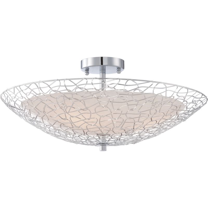 Platinum PCAY1722 Array 3 Light Semi-Flush Ceiling Fixture Polished Sale $329.99 ITEM: bci2628819 ID#:PCAY1722C UPC: 611728210352 :