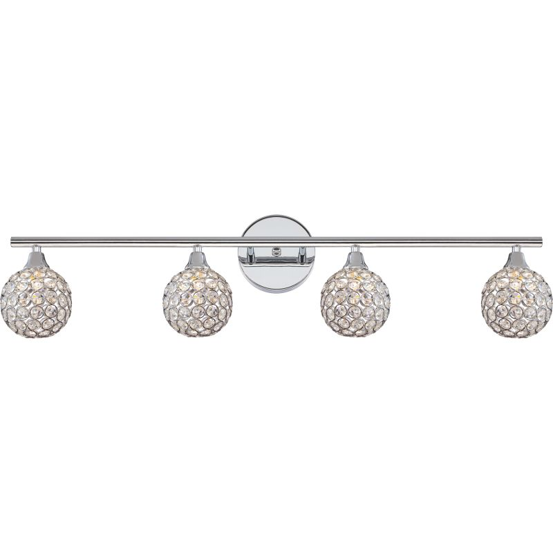 Platinum PCSR8604 Shimmer 4 Light Bathroom Vanity Light Polished Sale $179.99 ITEM: bci2628846 ID#:PCSR8604C UPC: 611728210475 :