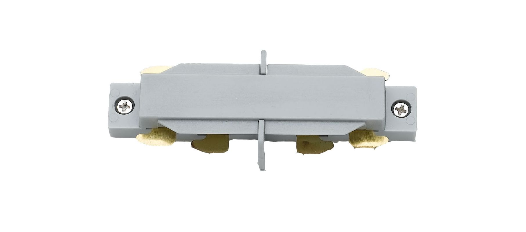 Prescolite AKTIL WH Straight Mini-Joiner for ArchiTrack Track Rail