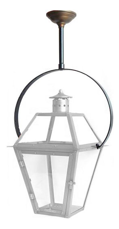 Primo Lanterns HY-15 Half Yoke Hanging Bracket for the PL-15 and