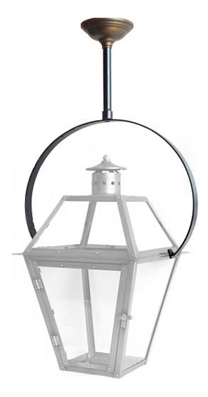 Primo Lanterns HY-22 Half Yoke Hanging Bracket for the PL-22 and