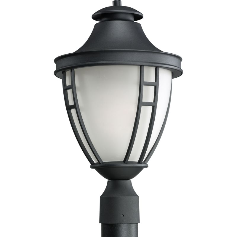 Progress Lighting P5402 Fairview Single-Light Acorn Post Lantern with