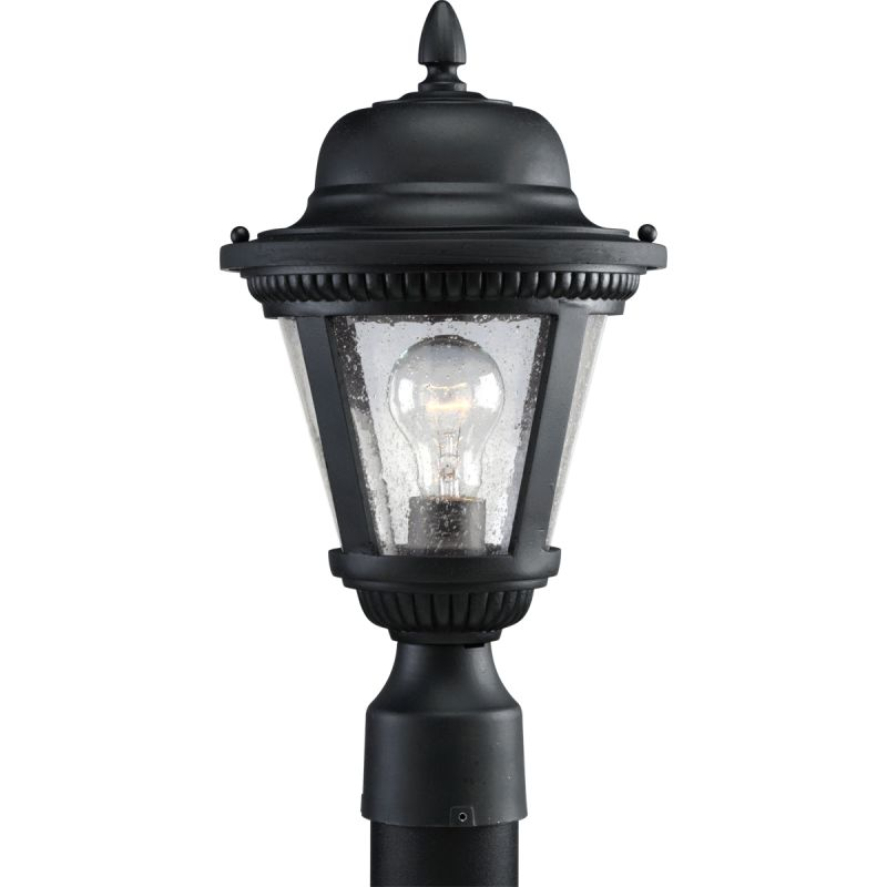 Progress Lighting P5445 Westport Single-Light Post Lantern with Clear