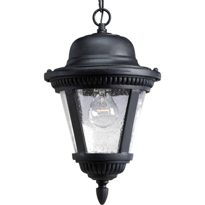 Progress Lighting P5530 Westport Single-Light Outdoor Hanging Lantern