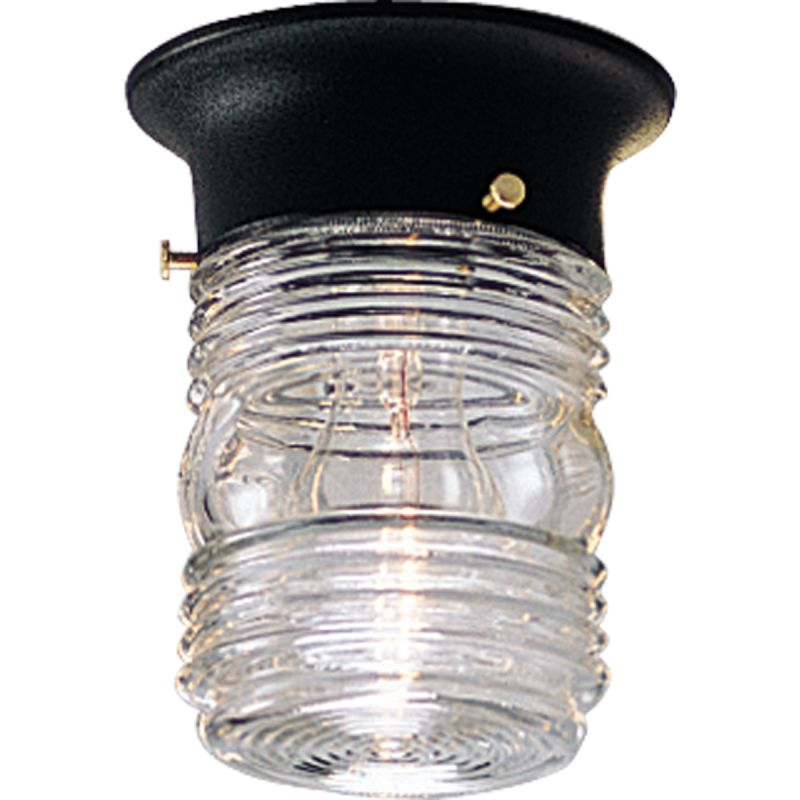 "Progress Lighting P5603 Utility Lantern Series 4-7/8"" Single-Light"