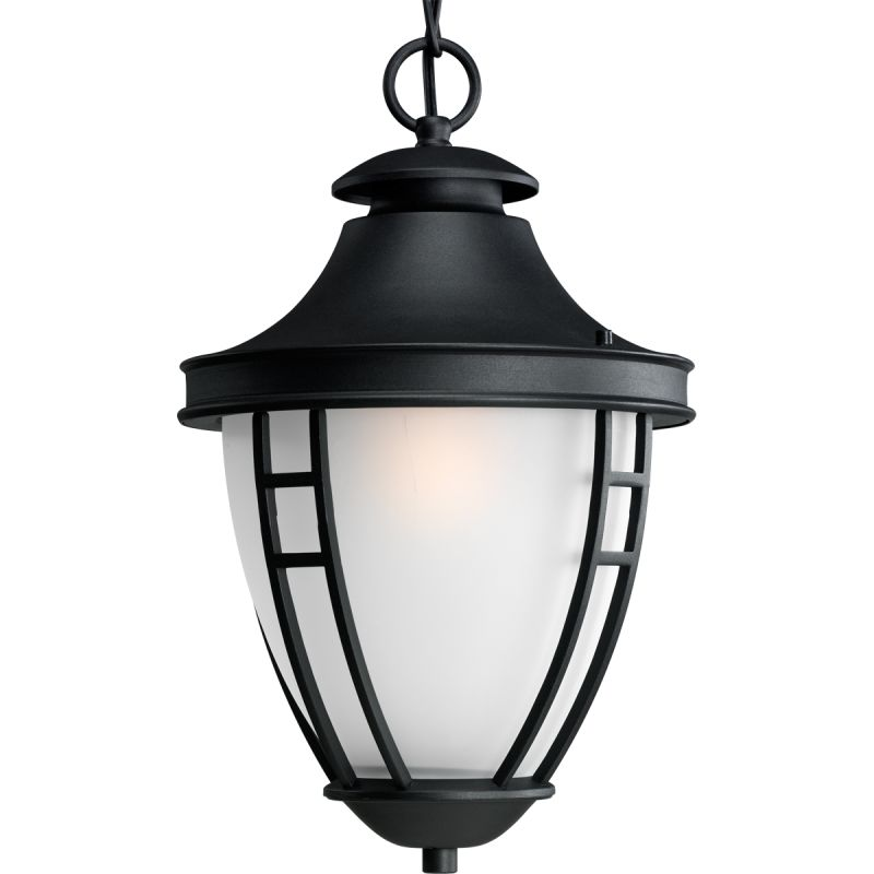 Progress Lighting P5848 Fairview Single-Light Outdoor Hanging Lantern
