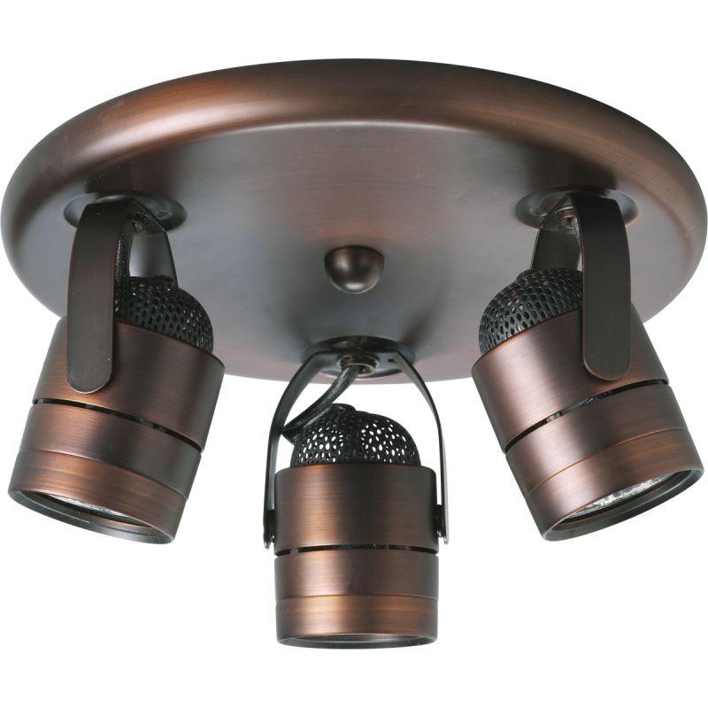"Progress Lighting P6153 Directional Series 9-1/4"" Three-Light Fully"