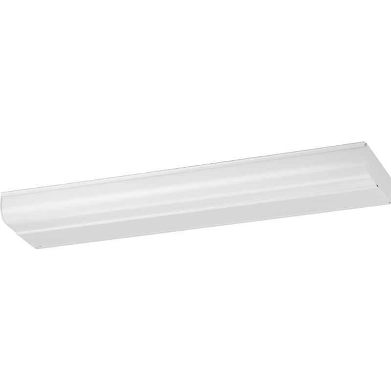 "Progress Lighting P7201 Modular Fluorescent Series 18"" Wide"