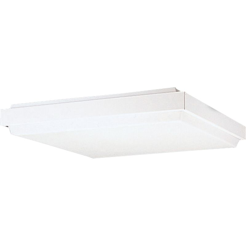 "Progress Lighting P7262EB Modular Fluorescent Series 24-1/2"" x 24-1/2"""