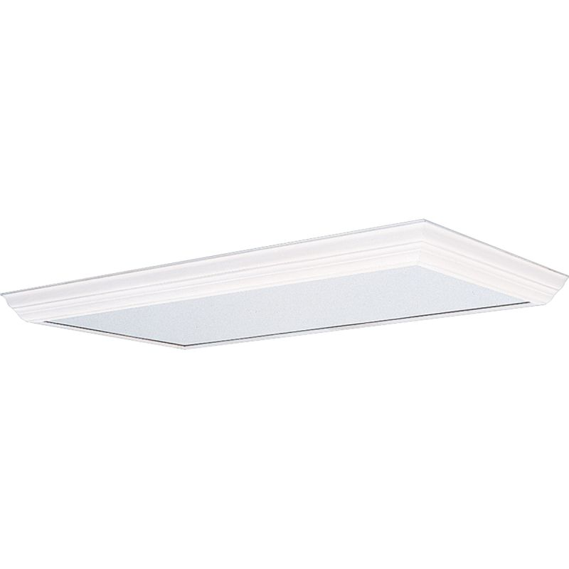 Progress Lighting P7276 Modular Fluorescent Series Crown Molding Trim