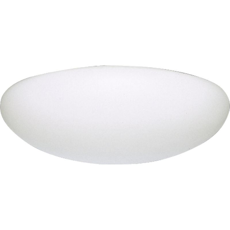 "Progress Lighting P7310EB Round Clouds 16"" Two-Light Energy Efficient"
