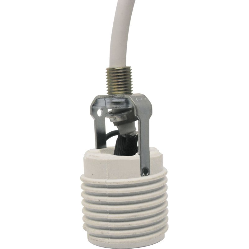 Progress Lighting P8625 15ft. Cord Extender for High Ceilings White