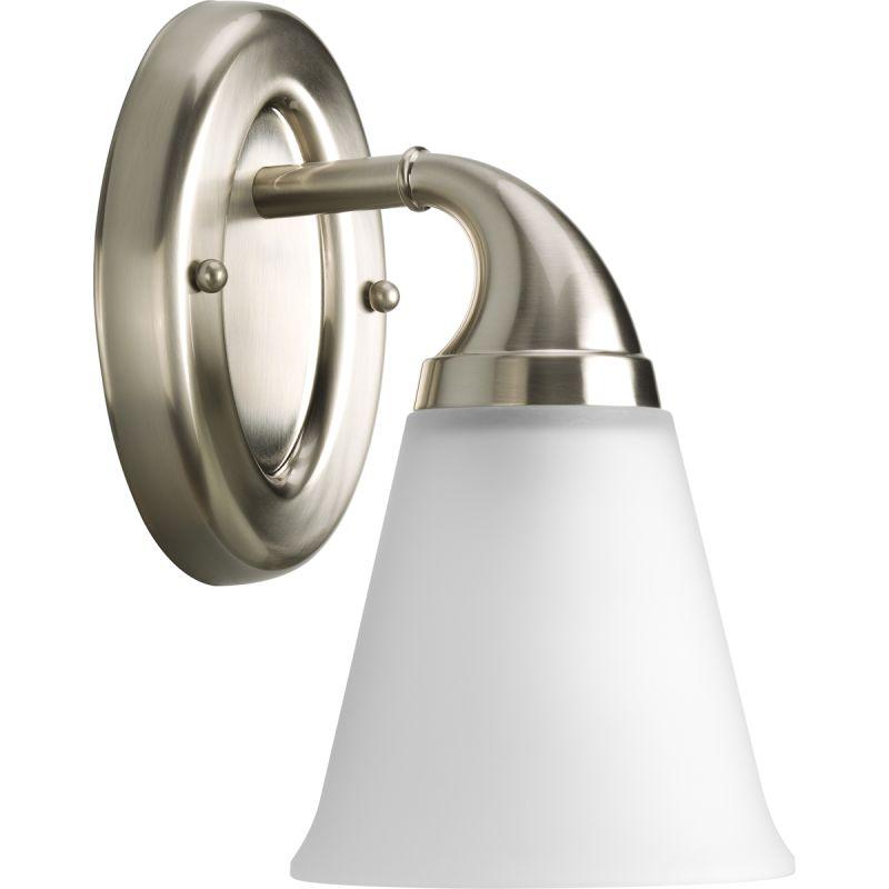 Progress Lighting P2758 Lahara Single-Light Bathroom Sconce with