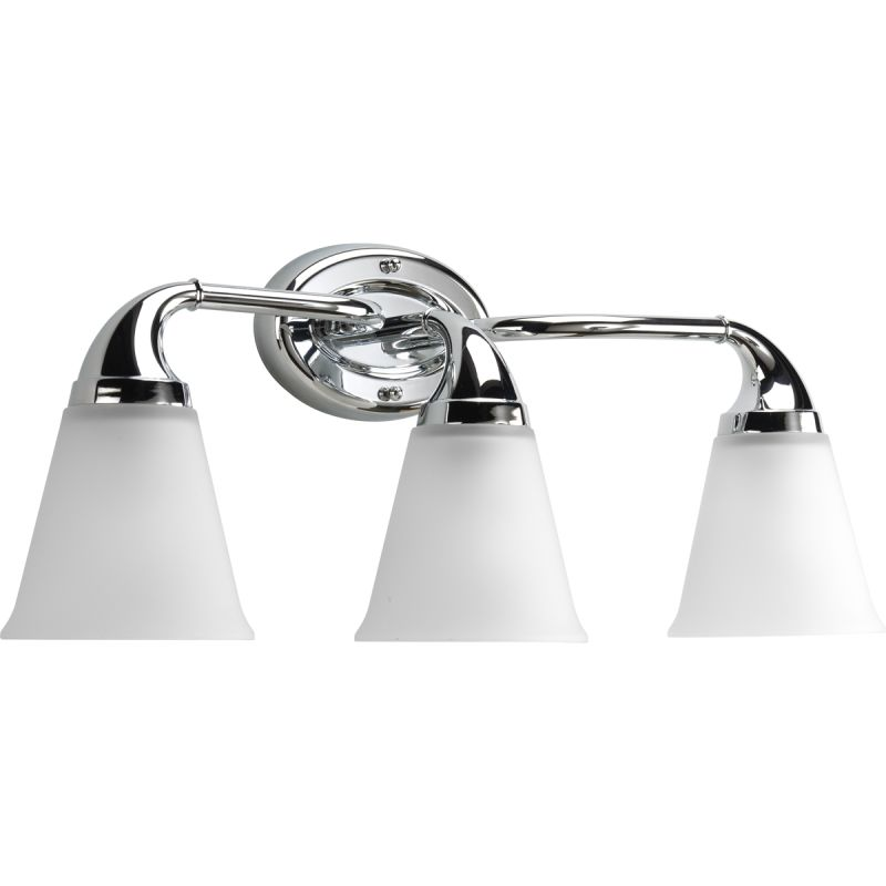 Progress Lighting P2760 Lahara 3 Light Bathroom Vanity Light with