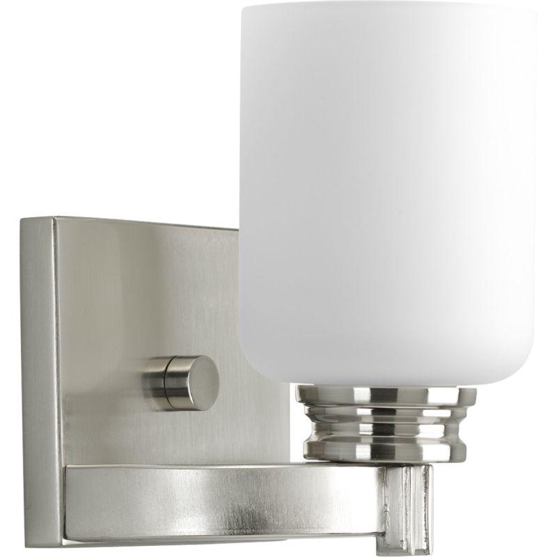 Progress Lighting P3030 Orbitz Single-Light Bathroom Sconce with