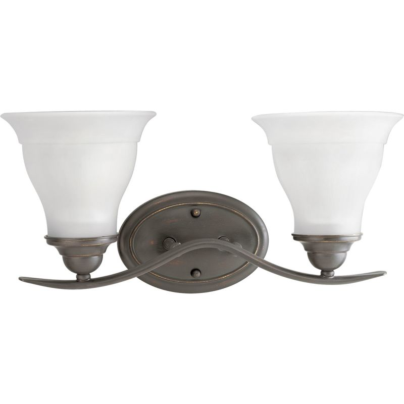 Progress Lighting P3191EBWB Trinity Energy Efficient Two-Light Sale $96.15 ITEM: bci1708740 ID#:P3191-20EBWB UPC: 785247165346 :