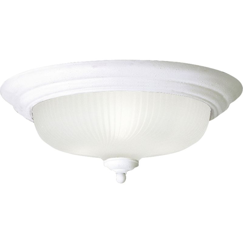 "Progress Lighting P3548EBWB Melon 14-5/8"" Energy Efficient Three-Light"