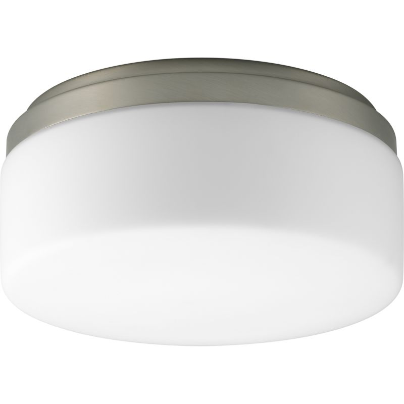 "Progress Lighting P3910 Maier 9"" Single-Light Flush Mount Ceiling"